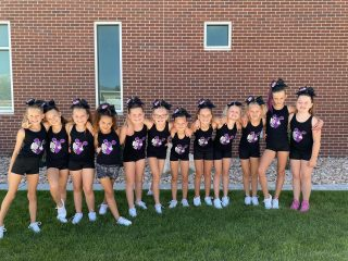 Last week was full of so many of our favorite things! It started out with cheer camp with the amazing Lehi High Cheerleaders! And we ended the week with a full day of fun at the Jamboree!